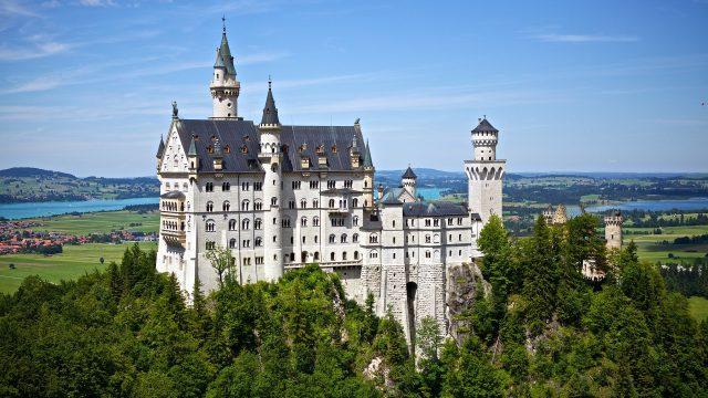 ノイシュバンシュタイン城とミュンヘン旅行