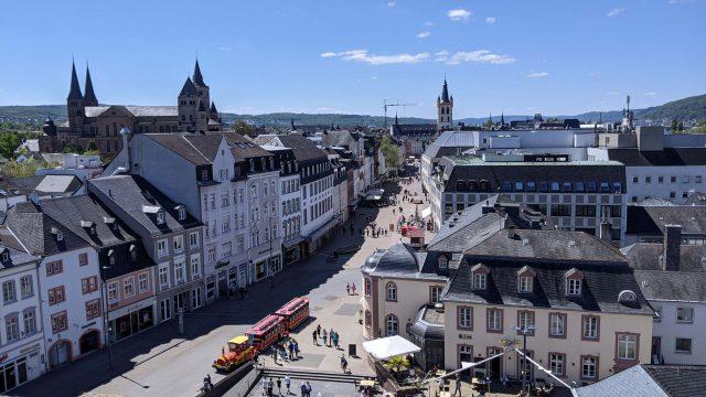 ドイツのトリーア市