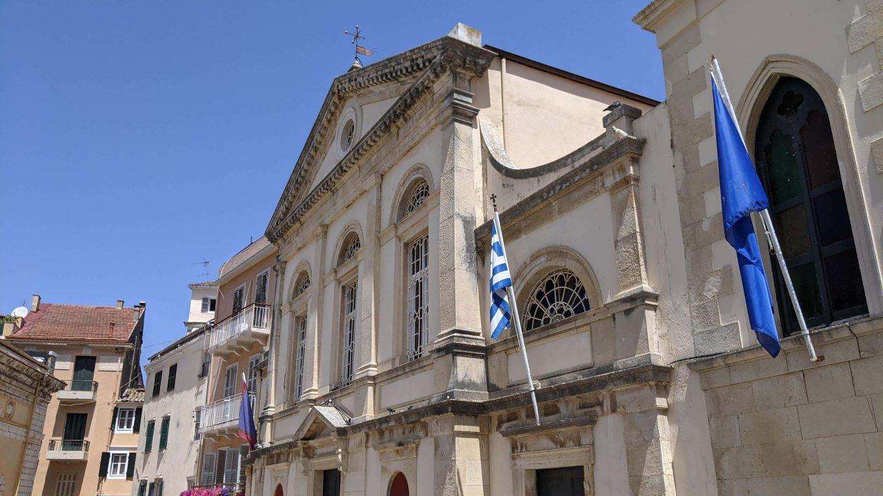 アヒリオン宮殿